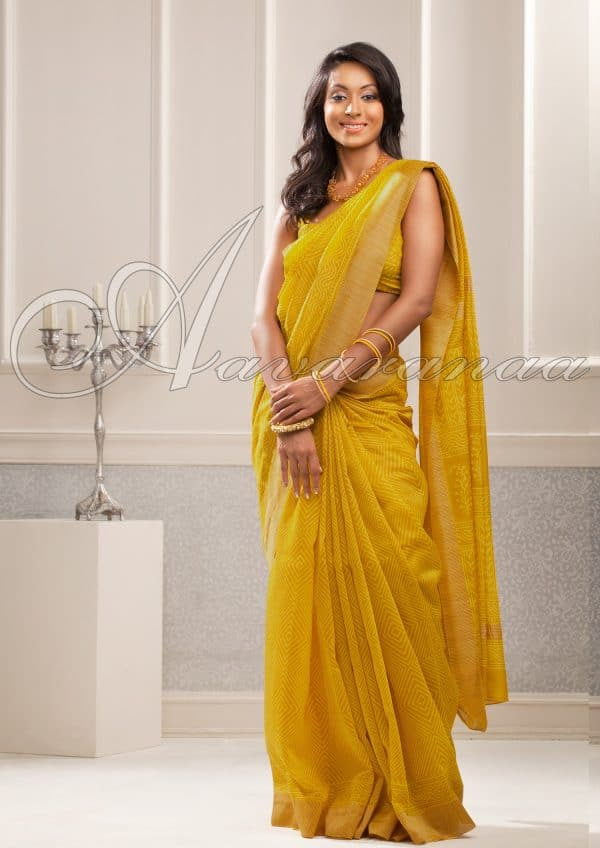 Maheshwari Cotton saree-4094