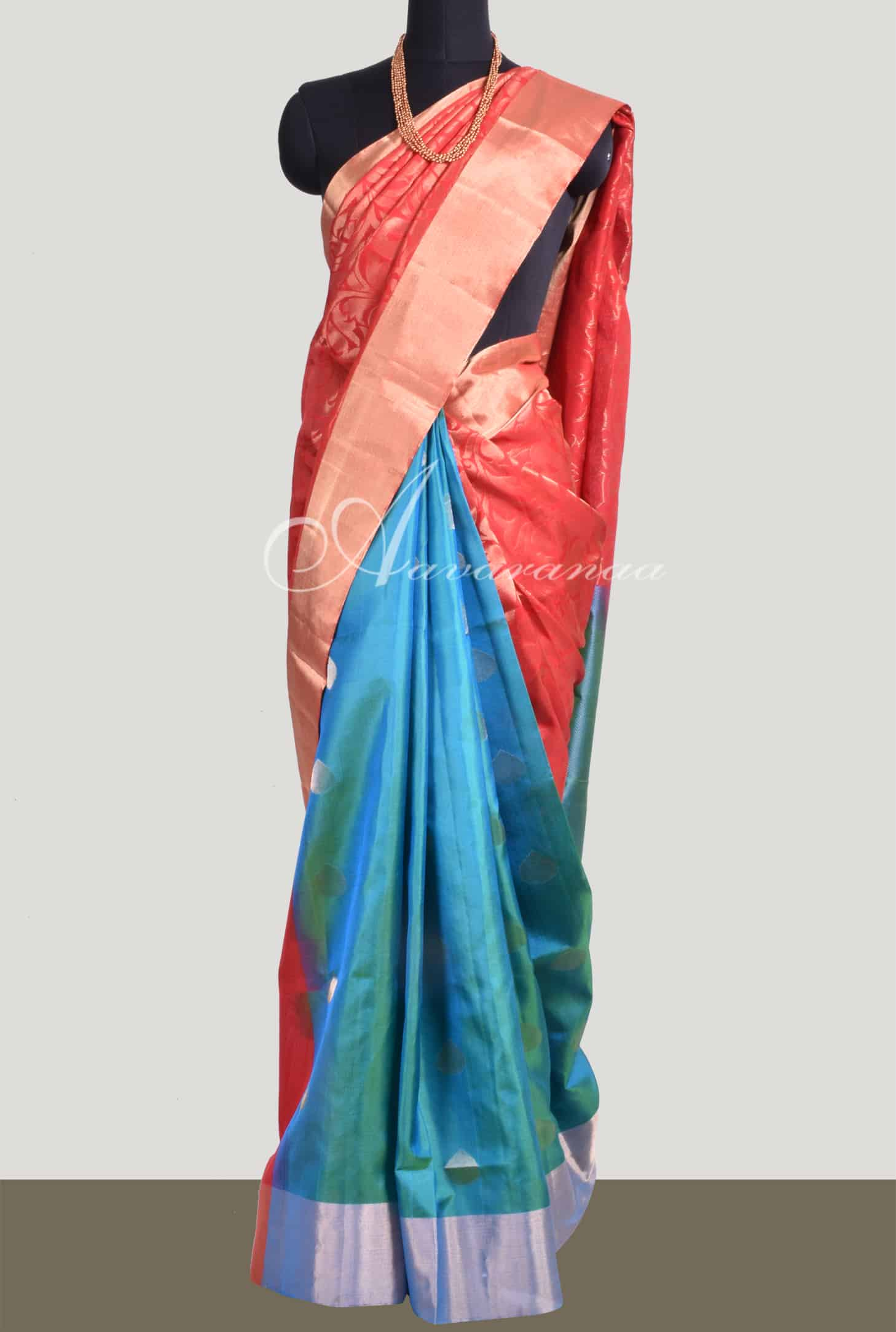 b9a29334ff5 Saree Partly pallu soft silk Sale Online Shopping