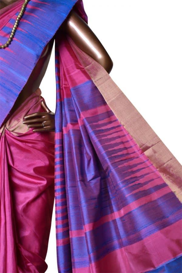 Majenta soft silk-8549
