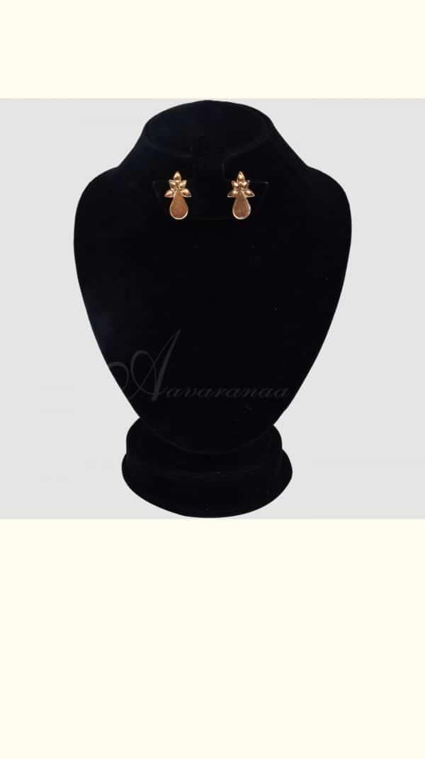 Silver earrings -0