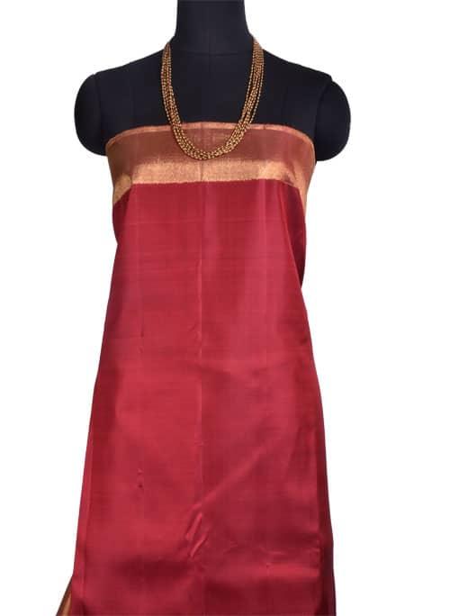 Arakku bridal kanchipuram silk saree -10732
