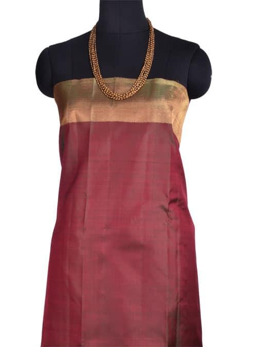 Pink with manthulir border kanchipuram silk saree -10728