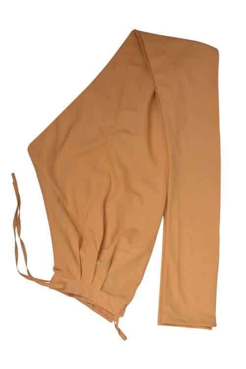 Yellow silk suit-11640