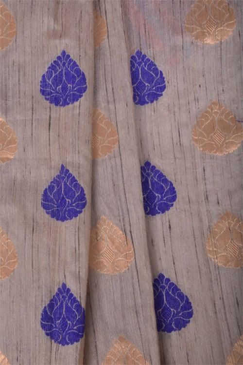 Pink silk kota printed saree -11379