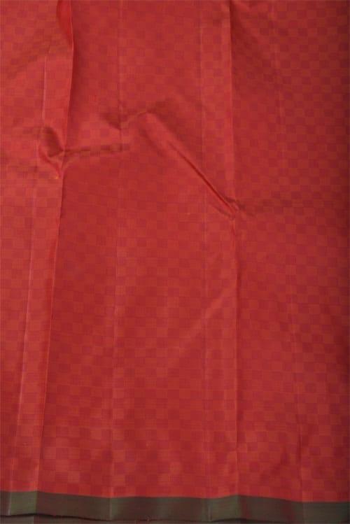 Musturd kanchipuram silk saree-11564