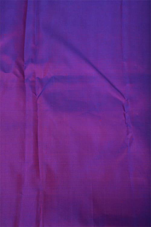 Pink and purple kanchi and banarus saree-11586
