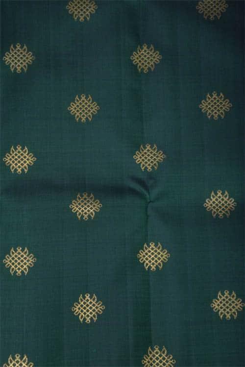 Maroon kachipuram silk saree -11742
