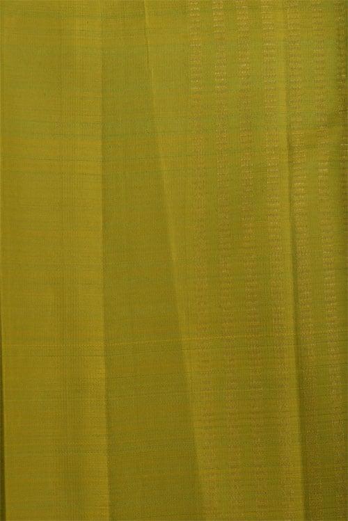 Mustard silk saree-12311