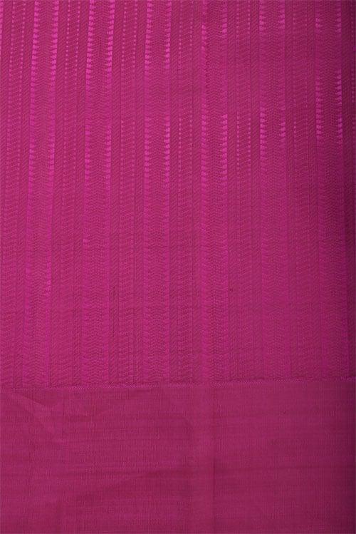 Green & pink kanchipuram silk-12474