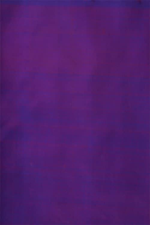 Purple embroidered silk saree-12497