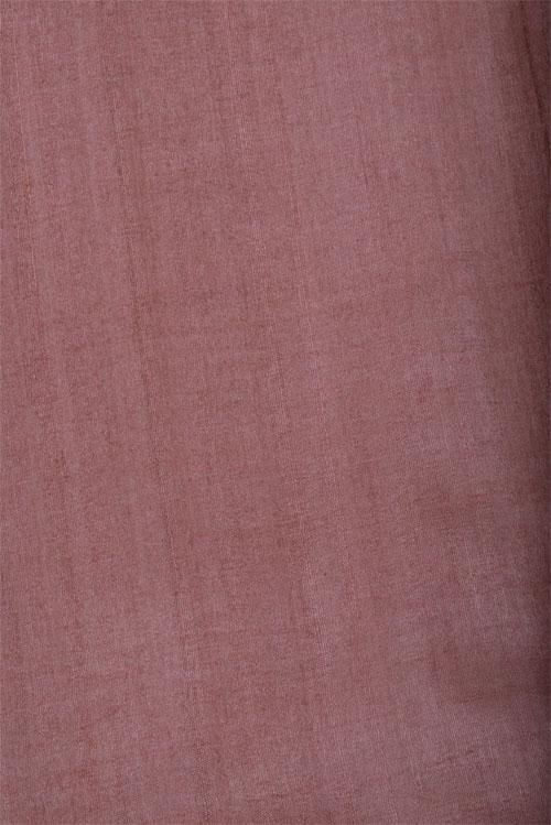 Half & half pink tussar saree-12635