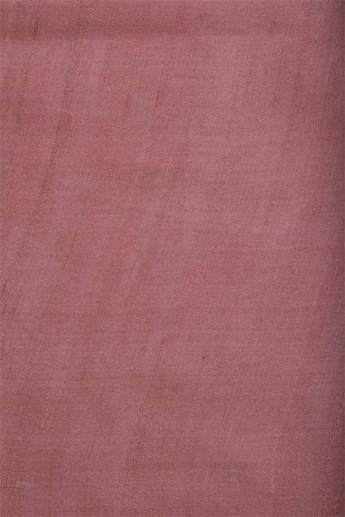Peach printed tussar saree-12651