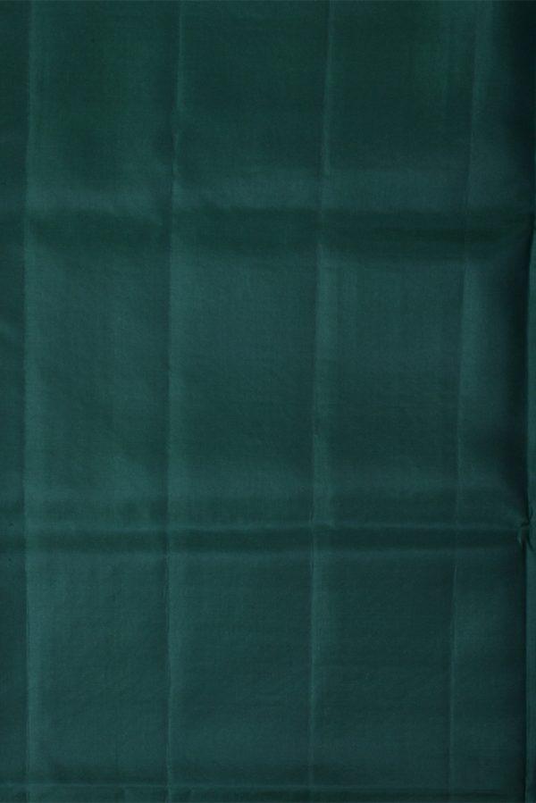 Orange brocade silk saree-13503