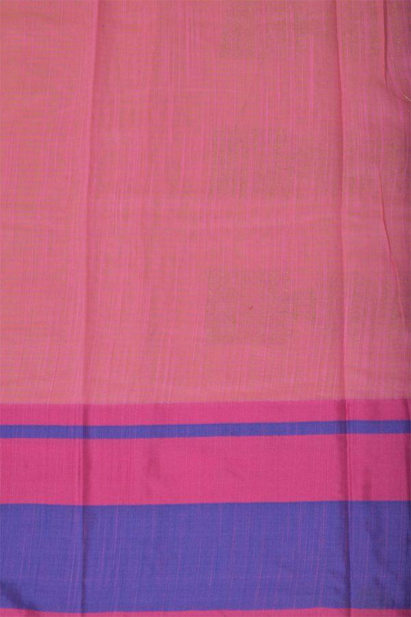 Pinkbenaras cotton saree-13908