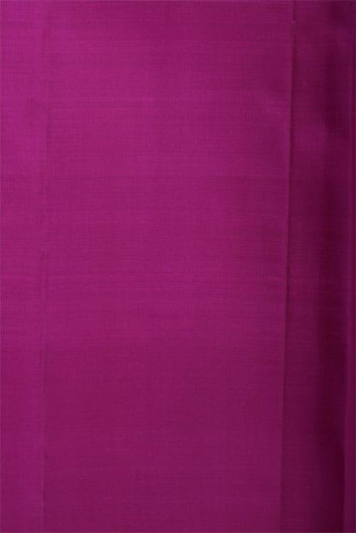 Colourful partly pallu kanchi silk saree-12753