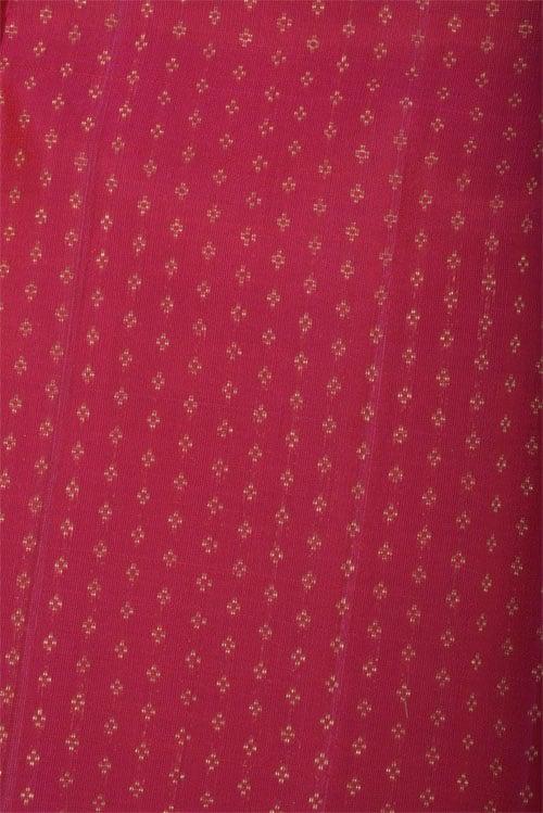 Yellow kanchipuram kora silk-12755