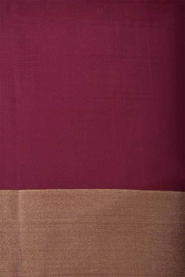 Beige stripes soft silk saree-13030