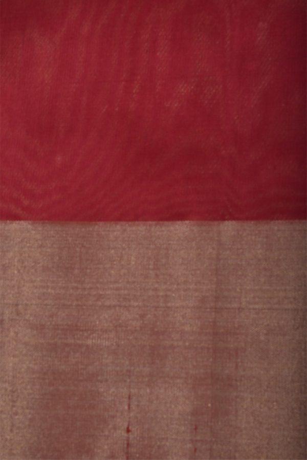 Mustard yellowstripes silk saree-13076