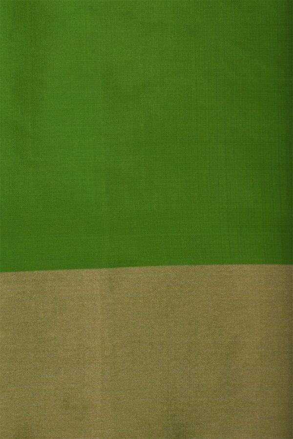 Mustard soft silk saree-13127