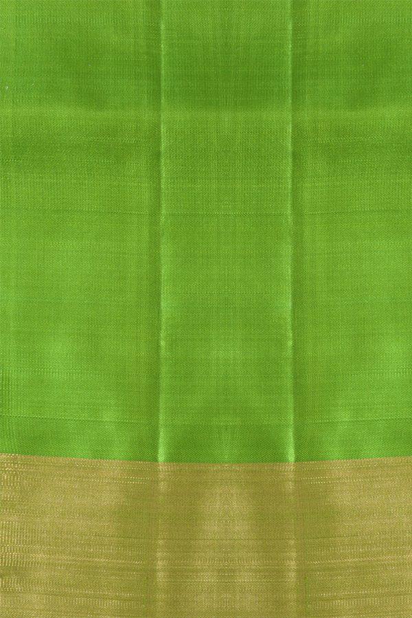 Purple zari checks soft silk saree-13240