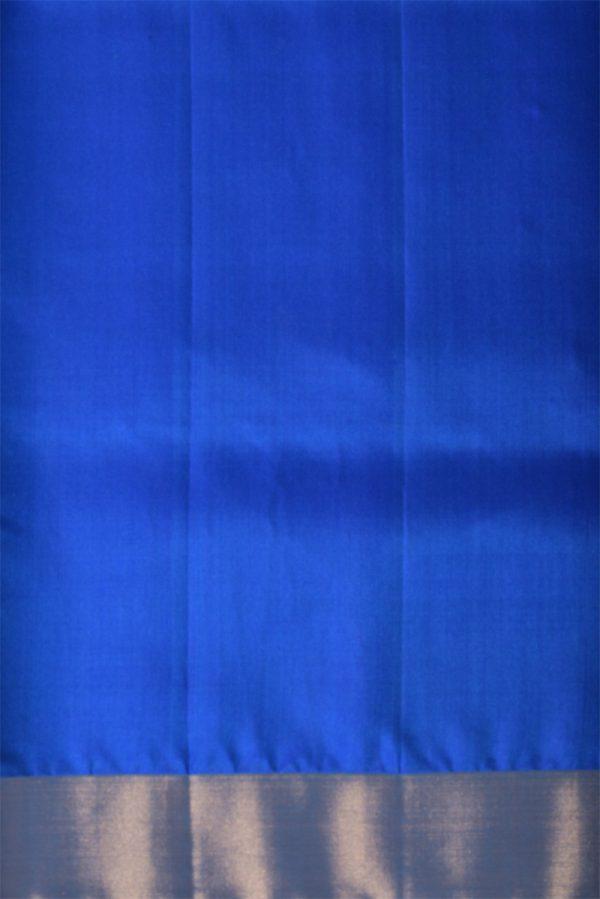 Yellowthread border soft silk saree-13649