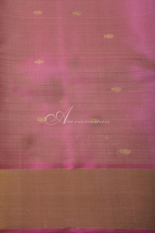 Light blue kanchipuram silk saree-14715