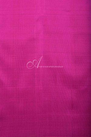 Royal blue jhumki design kanchi silk saree-16091