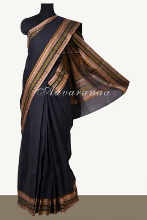 Black kanchi cotton-0