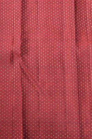 Green red vanasingaram kanchi silk saree 3
