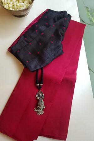 Aracku lavanyam kanchi silk saree