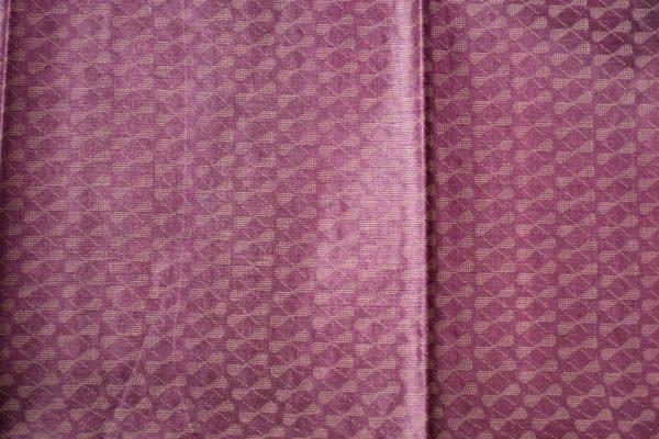 Aubergine thread woven tussar handloom saree 2