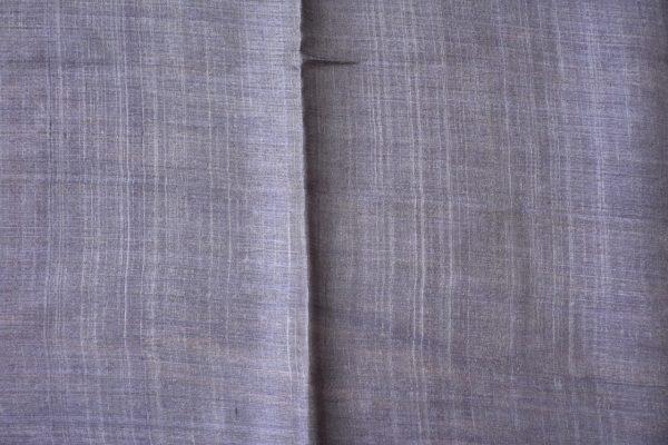 Mauve batik tussar saree 2