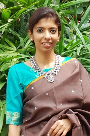 teal pure zari kanchi silk blouse