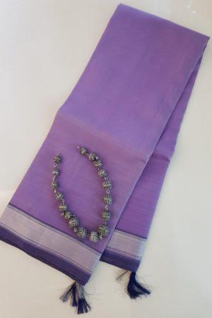 lavedar kanchi silk dupatta