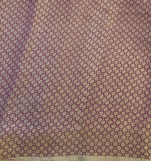 majenta wrinkle crepe saree2