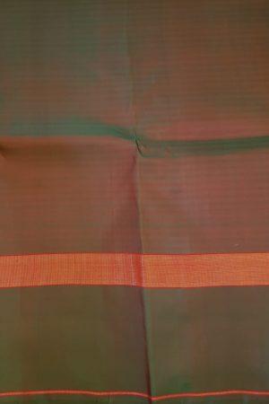 Arakku and Orange checks with manthulir border2