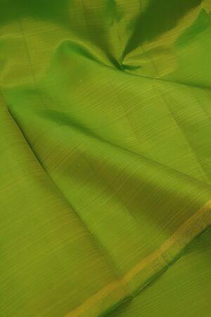 lime green kanchi silk saree lavanyam1