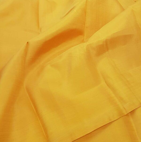 mustard lavanyam kanchi silk saree1