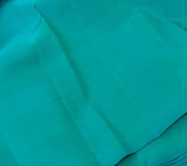 Teal green lavanyam kanchi silk saree1