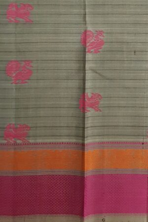 Black soft silk saree2