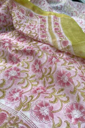 Light pink chanderi dupatta1