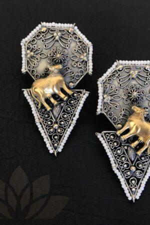 silver earrings2