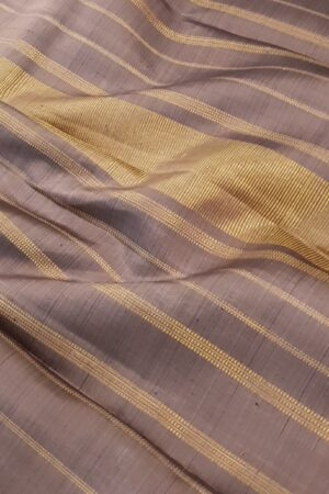 Black with mauve border kanchipuram silk saree1
