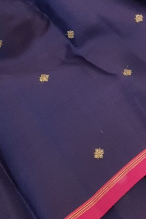 Navy blue with pink border3