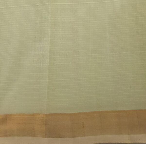 Pista green kanchipuram silk Pista green kanchipuram silk saree4saree4