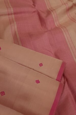 Dusty pink with pink thread buttis2