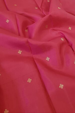 Blue with pink pallu1