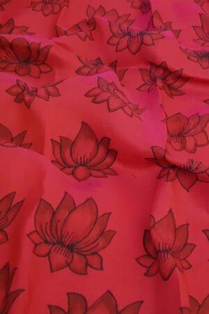 lotus fabric