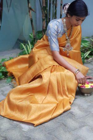 mustard kanchi silk all over1