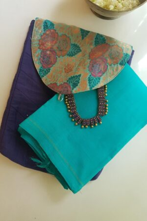purple saree pouch2
